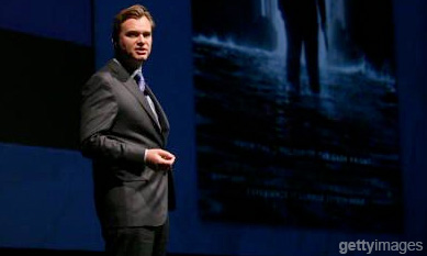 Christopher Nolan at ShoWest 2010. Courtesy of Getty Images.