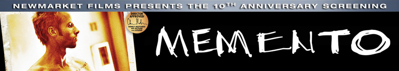 Memento 10th Anniversary Screening