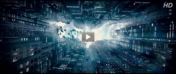 The Dark Knight Rises Teaser Trailer in HD