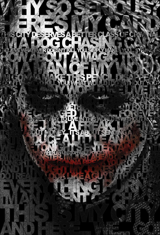 The Dark Knight by DrMierzwiak