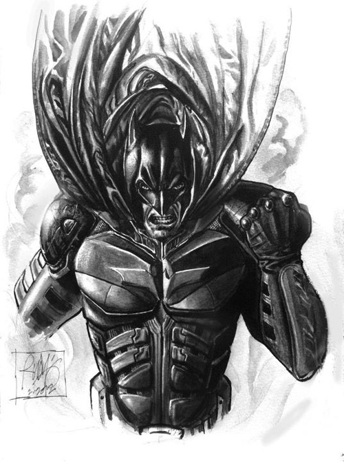 Rudy Ao Batman