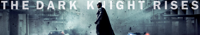 Four The Dark Knight Rises Banners