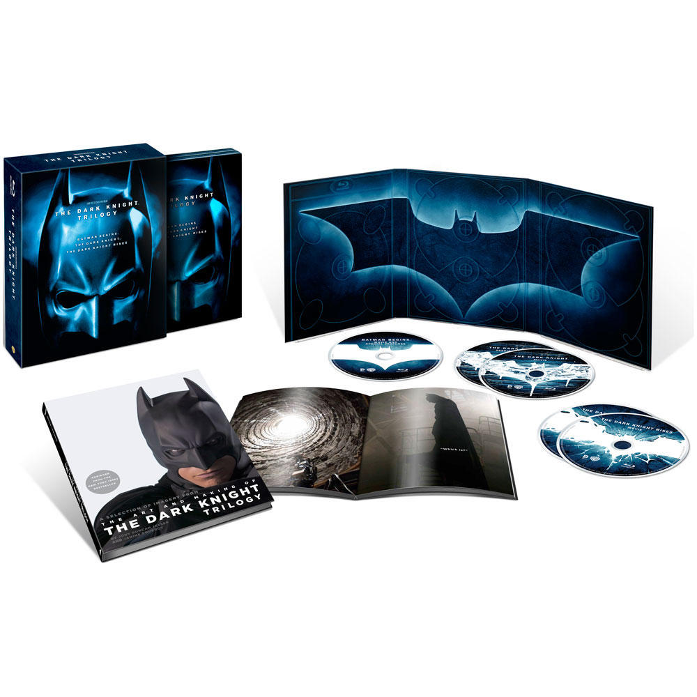 The Dark Knight Trilogy Box-Set