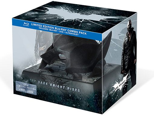 The Dark Knight Rises Blu-ray Combo Pac
