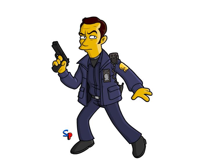 John Blake by Springfield Punx