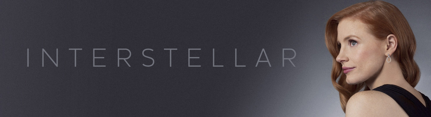 Jessica Chastain Interstellar