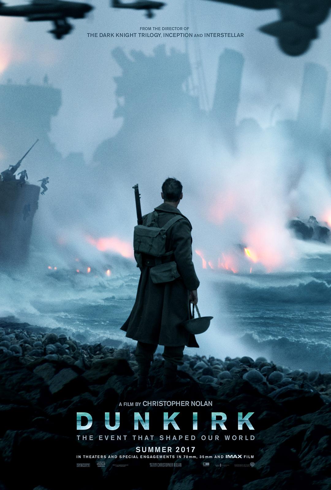 DUNKIRK de  Christopher Nolan Dunkirk-poster1