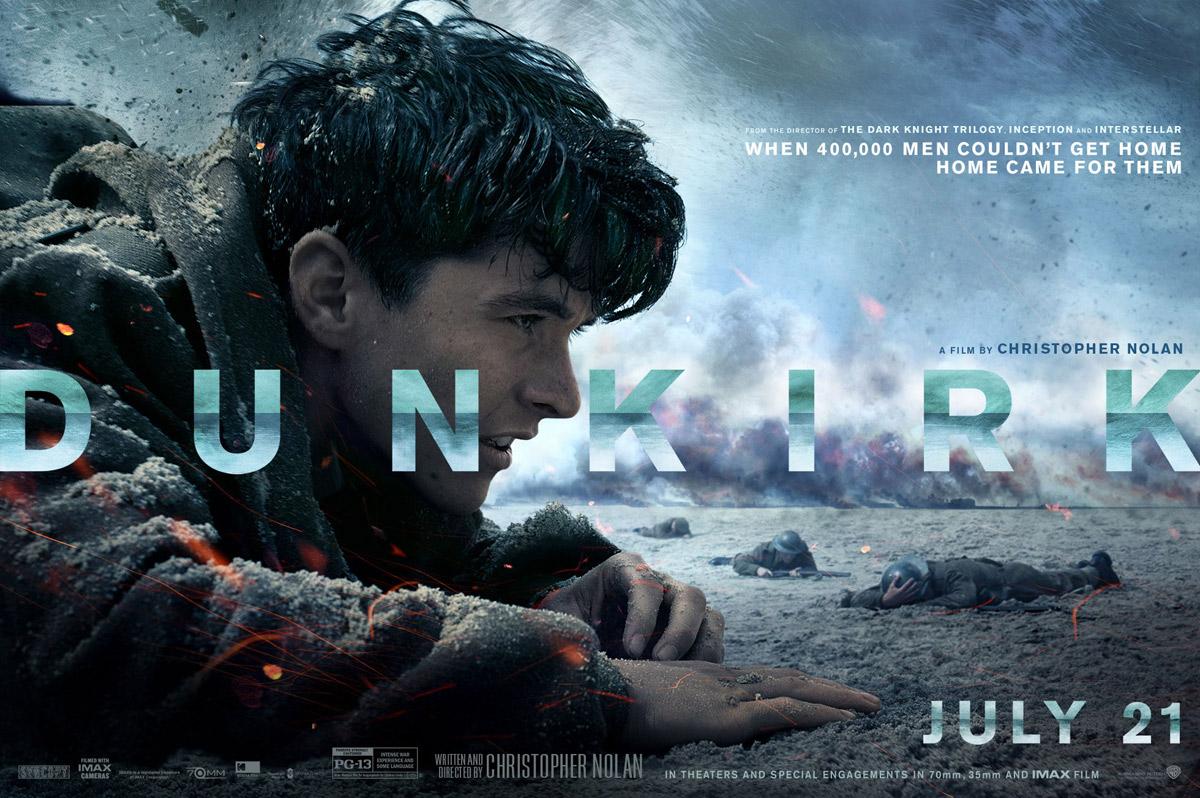Risultati immagini per dunkirk poster