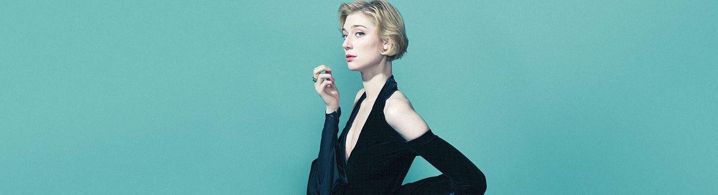Elizabeth Debicki by David Vintiner